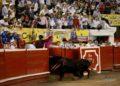 El toro de Santa Bárbara regresa a los corrales de Manizales tras ser indultado