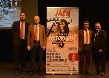 Jaén, Victorino Martín y Tauroemoción