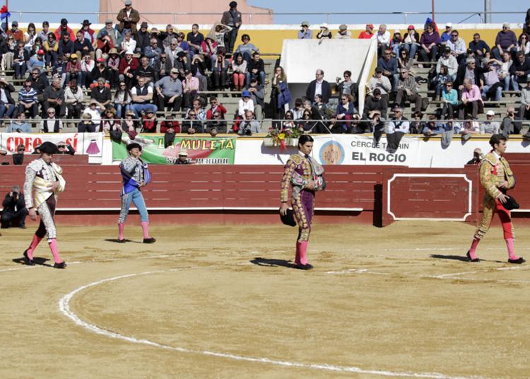 Plaza de toros de Mugron