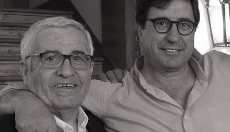 Antonio Jose Viçoso, junto a su yerno, rui Bento l FARPASBLOGUE