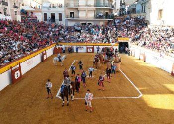 Plaza de toros de Algemesí