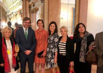 La Asamblea de la República de Portugal homenajea a Ana Rita