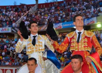 Colombo y David Galván, San Cristóbal