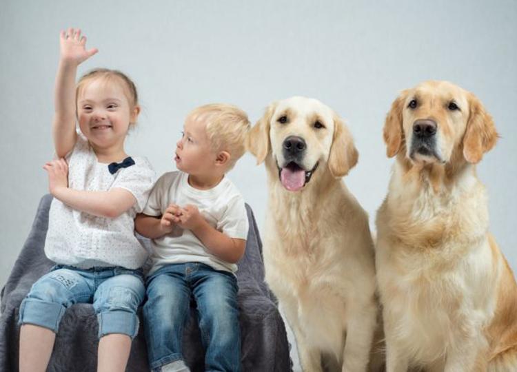 Mascotas, niños
