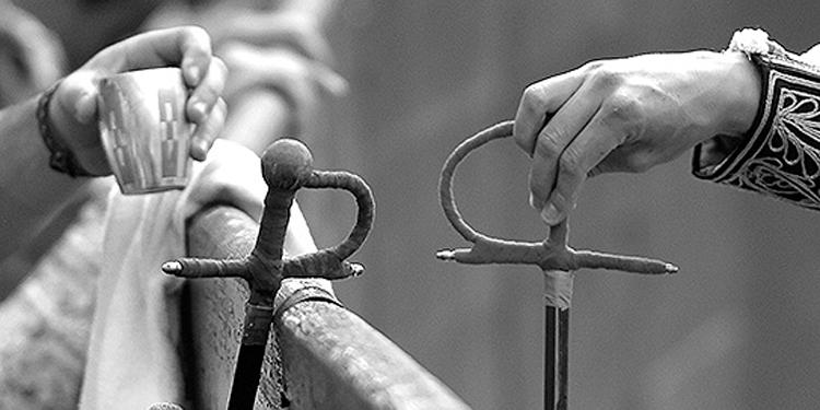 Detalle Espadas, Las Ventas