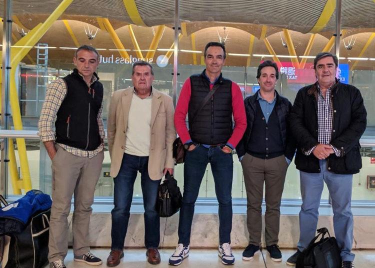 El Cid, aeropuerto Barajas