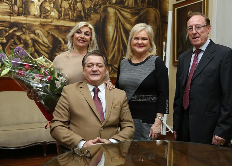 El Soro, premiado por la Tertulia Taurina del Ateneo Mercantil de Valencia