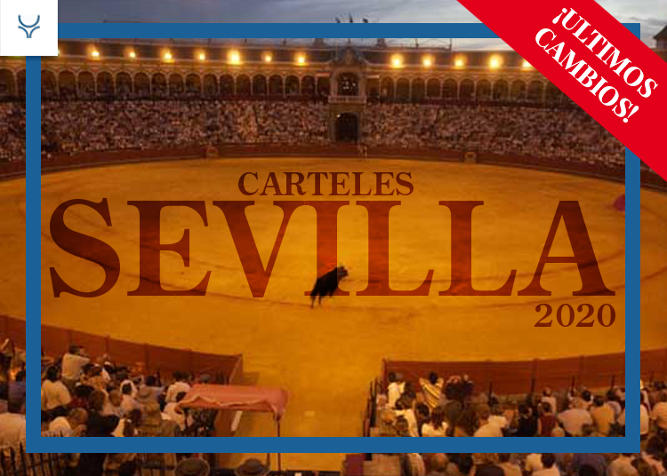¡ÚLTIMOS CAMBIOS! Avance en exclusiva en Mundotoro de los carteles de la temporada de Sevilla
