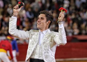 La México vibró con Guillermo Hermoso de Mendoza