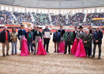 Festival Ángeles del toreo, doctores taurinos, Aranda de Duero
