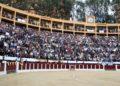 Paseíllo en la plaza de toros de Bogotá I Julián Velasco