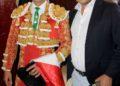 Antonio Ferrera, en Bogotá