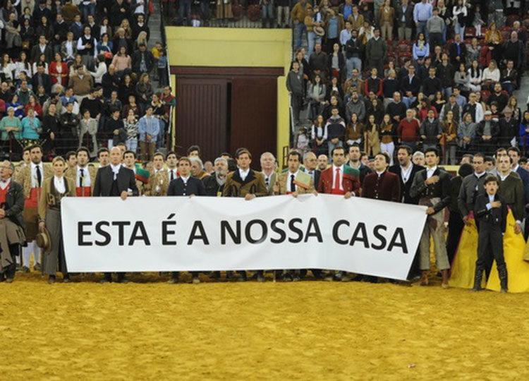 Lisboa, Portugal, Día de la Tauromaquia