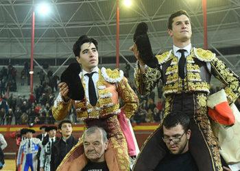 Daniel Luque, Álvaro Lorenzo, Valdemorillo