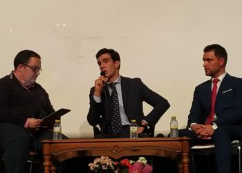 Tomás Rufo, premiado en Iniesta