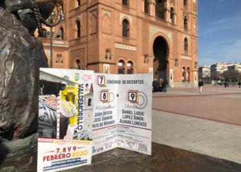 Las entradas de Valdemorillo, en Las Ventas