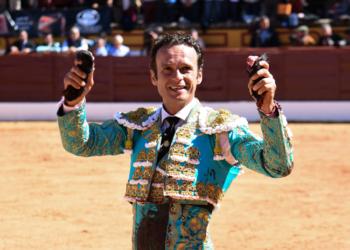 Ferrera reaparece en Olivenza