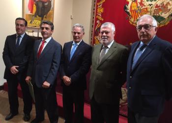 Ruiz Miguel, Victorino Martín y Miguel Briones: 'Hay que hacer una reconversión en la Fiesta'