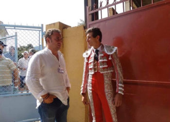 Maxime Solera y Enrique Guillen
