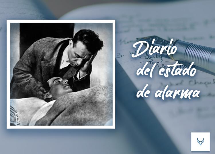 Diario del Estado de Alarma día 13 - Cal y Twitter