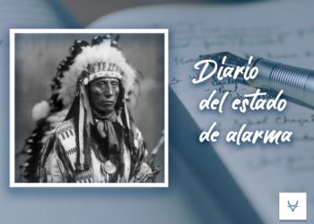 Diario del Estado de Alarma día 8 - Gran Jefe