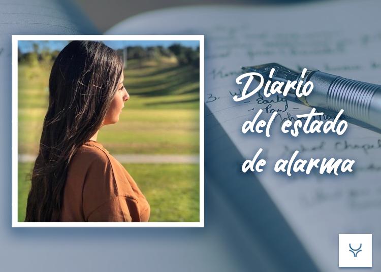 Diario Estado Alarma, 17 - Paloma en su 8 M