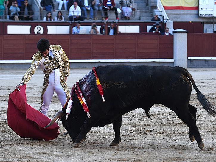 Julio García: 'El triunfo de Madrid me ha dado más problemas que alegrías'