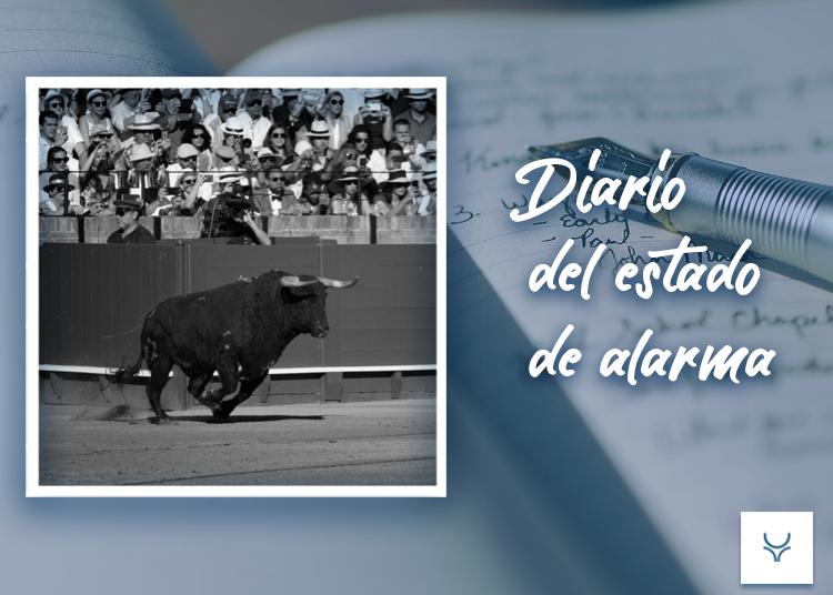 Diario del Estado de Alarma día 11 - Dedicado a los rezagados