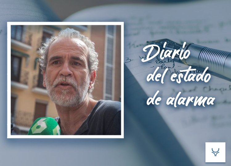 """Diario del Estado de Alarma día 12 - Cuando debatíamos sobre un """"tonto del nabo"""""""