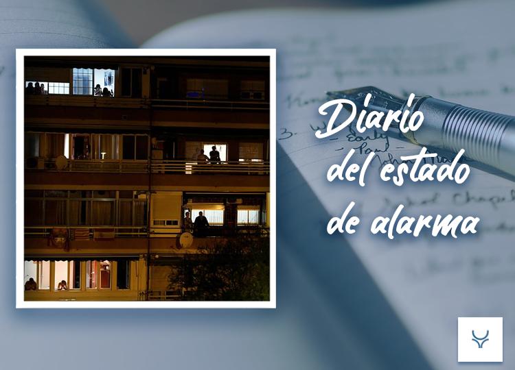 Diario del Estado de Alarma día 6 - ¡Qué grande!
