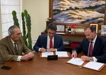 La Fundación Caja Rural del Sur inicia su colaboración con la Fundación Toro de Lidia