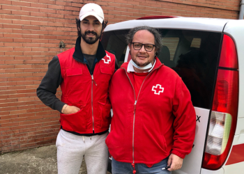 Jairo Miguel, Cruz Roja, Cáceres