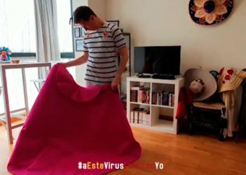 Las Ventas Tour, vídeo, Resistiré