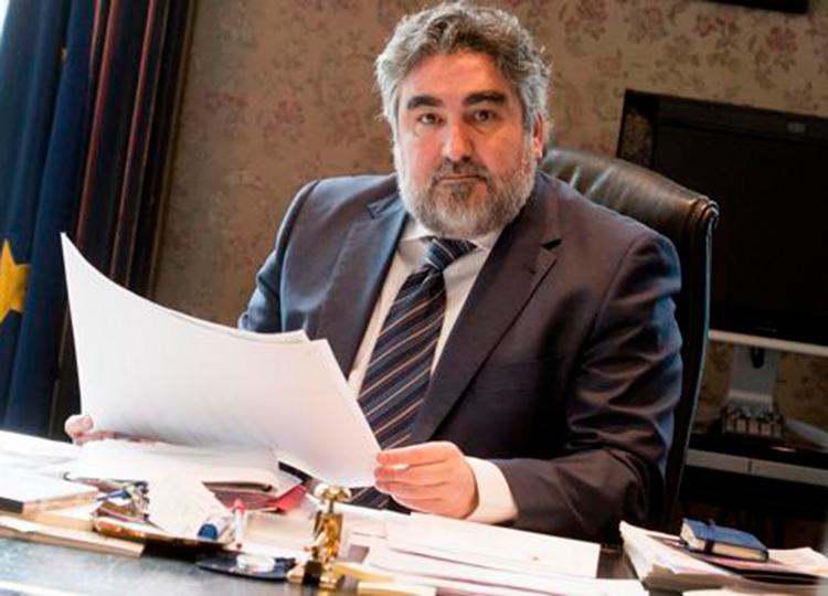 Ministro de Cultura, Rodríguez Uribes