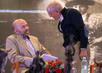 Martin Arranz en las XX Jornadas Taurinas de Villaseca de la Sagra
