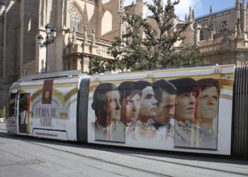 Metrocentro, Sevilla, Feria de Abril