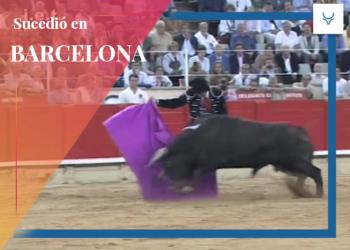 Recuerdos: Morante de la Puebla y su último triunfo en Barcelona