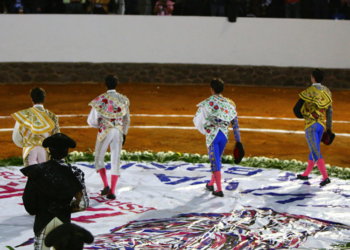 Aplazadas las corridas en Hacienda 'El Salitre' de México
