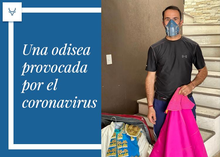 Una Odisea Provocada por el Coronavirus