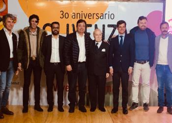 Emotivo homenaje al Dr. Val-Carreres en Olivenza