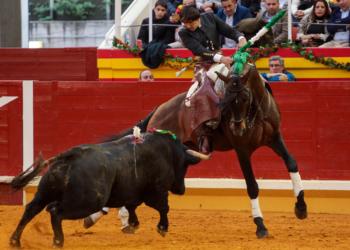 Diego Ventura, en Illescas, Feria del Milagro