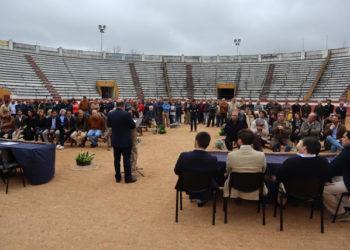 Presentacion de la temporada 2020 en Coruche l FARPASBLOGUE