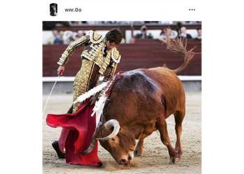 Hackean la cuenta de Instagram de Alcurrucén