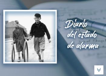 Diario del Estado de Alarma día 40 - Los niños del Estado