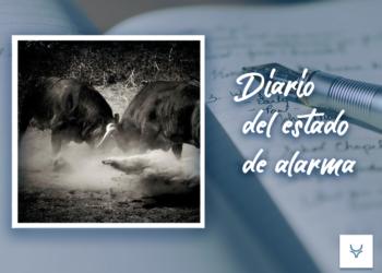 Diario del Estado de Alarma día 41 - Los ganaderos se lo pasan muy cerca