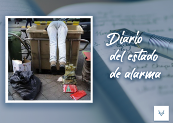 """Diario del Estado de Alarma día 43 - Prohibir se escribe con la """"h"""" de hambre"""