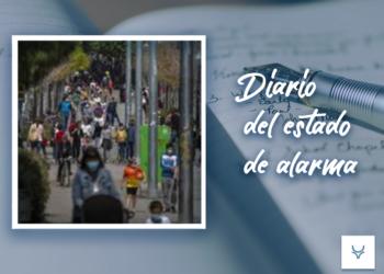 Diario del Estado de Alarma día 45 - Abuelos ya no nos quedan