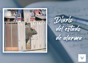 Diario del Estado de Alarma día 48 - ¿Desescalada o desenjaule?