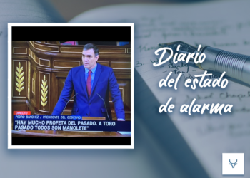 Diario del Estado de Alarma día 28 - Crónica taurina de una corrida parlamentaria
