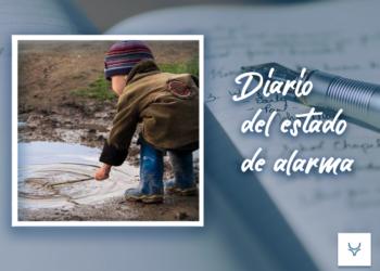 Diario Estado Alarma, 21 - El traje de luces de un niño